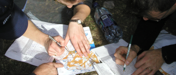 Strategic planning, orienteering challenge.