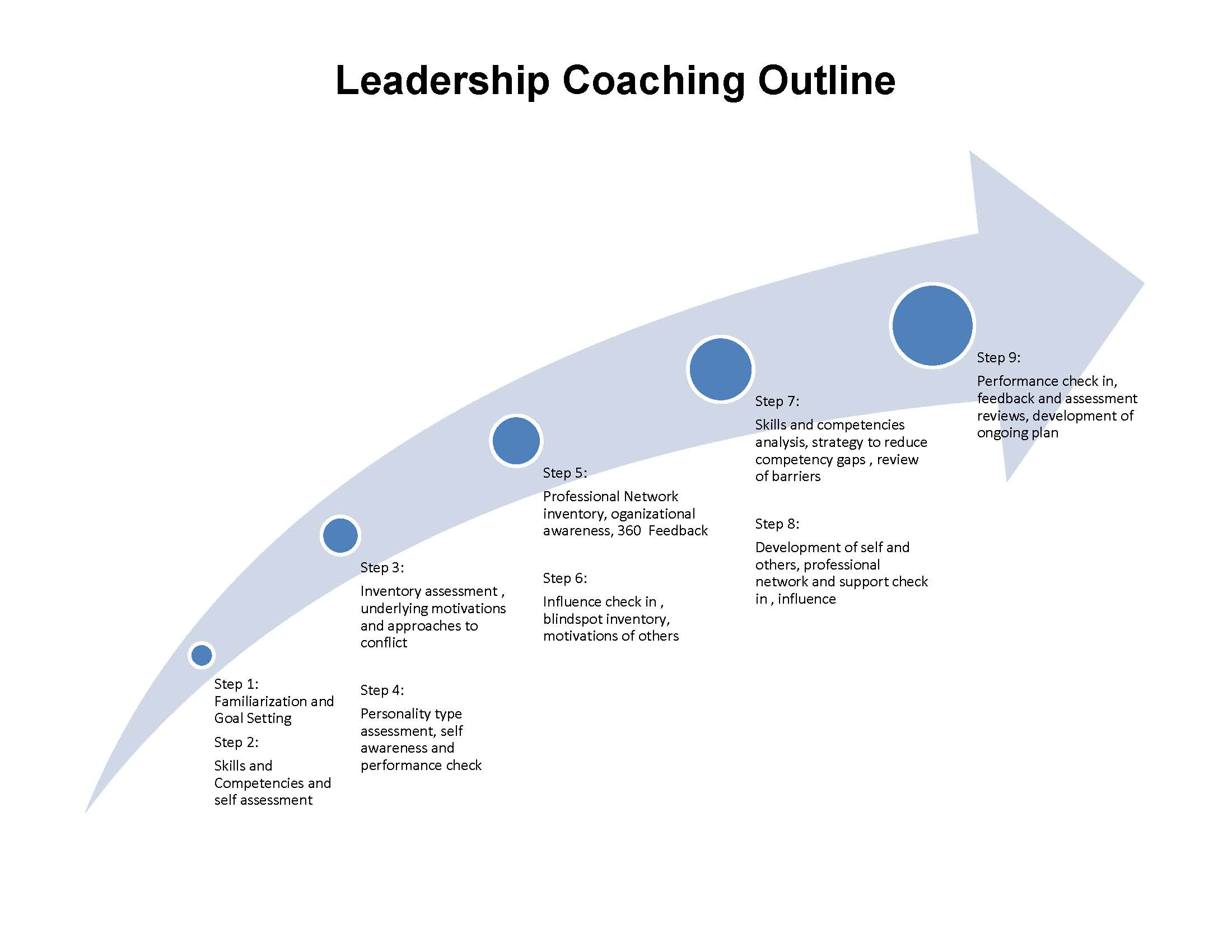 coaching program diagram
